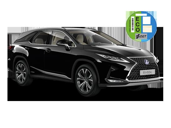 Lexus RX Lnuevo Madrid