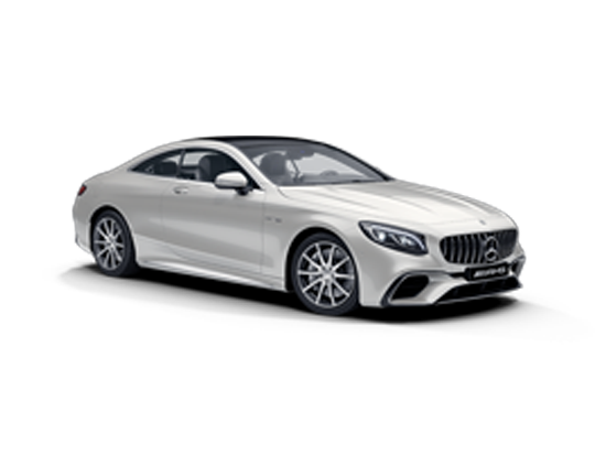 MERCEDES-BENZ AMG S 63 4MATIC+ COUPÉ nuevo
