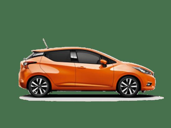 Nissan Novo Micra