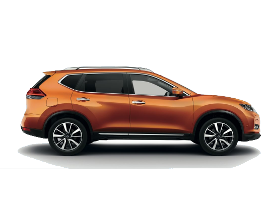 Nissan Novo X-Trailnuevo