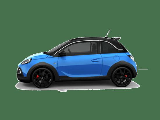 Opel Adam Rocks Snuevo