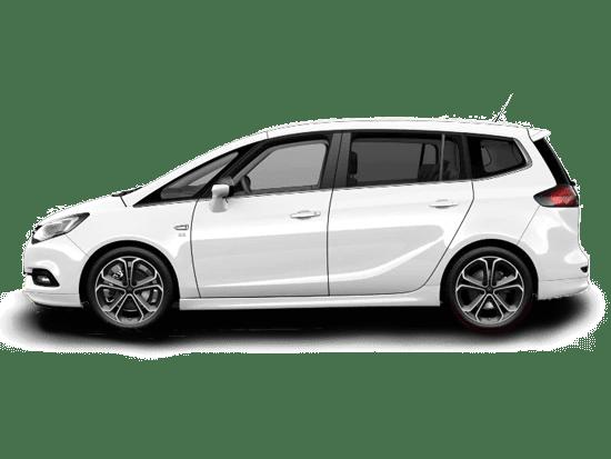 Opel ZAFIRAnuevo