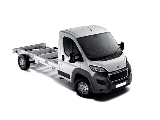 PEUGEOT Boxer Chassis Cabina Simples nuevo