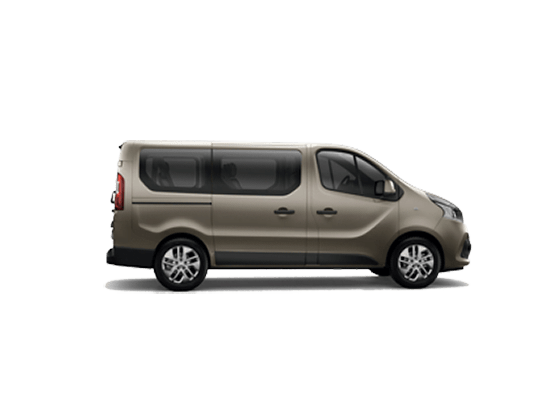 RENAULT Trafic Limited nuevo