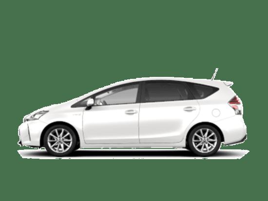 Toyota Prius+nuevo
