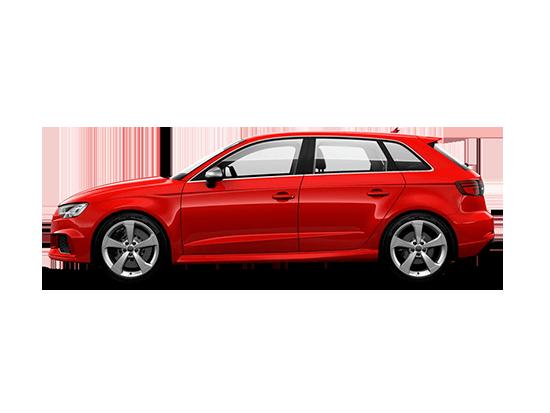 Audi RS 3 Sportbacknuevo Madrid
