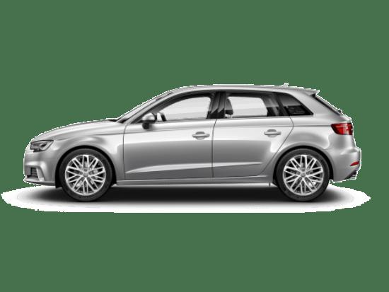 Audi A3 Sportbacknovo Aveiro, Cascais, Gaia e Setúbal