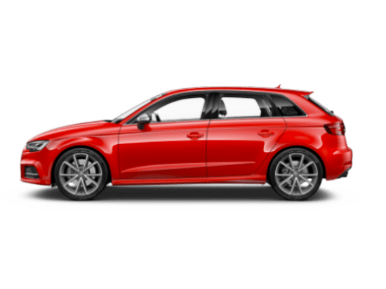 Audi S3 Sportbacknovo Aveiro, Cascais, Gaia e Setúbal