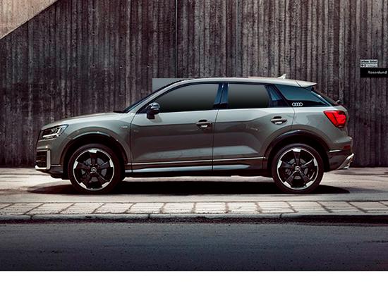 Audi Q2novo Aveiro, Cascais, Gaia e Setúbal