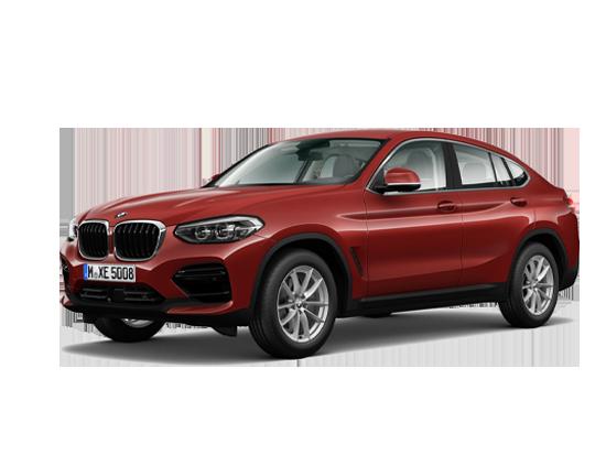 BMW X4nuevo