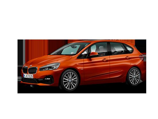 BMW Serie 2 Active Tourernuevo