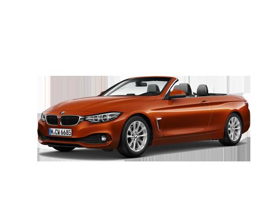 BMW Serie 4 Cabrionuevo
