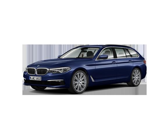 BMW Serie 5 Touringnuevo