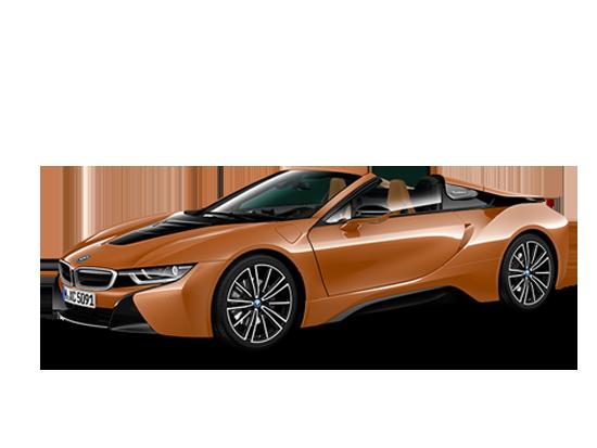 BMW i8 Roadsternuevo