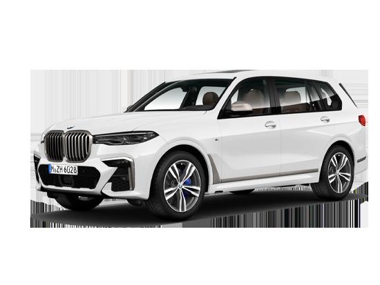 BMW X7 M50i y M50dnuevo