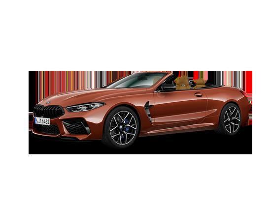 BMW M8 Cabrionuevo
