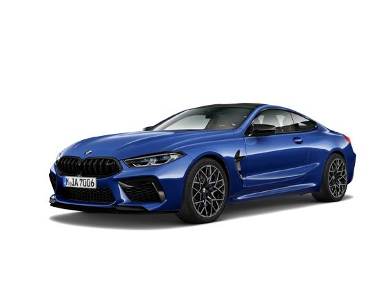BMW M8 Coupé Competition nuevo