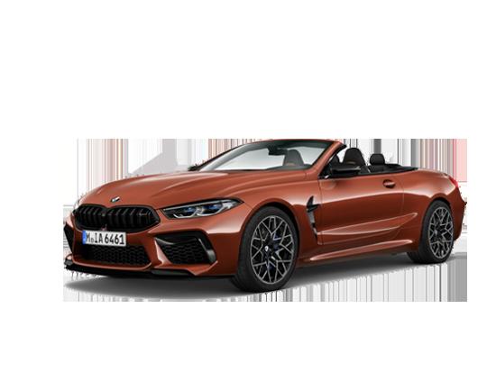 BMW M8 Cabrio Competitionnuevo