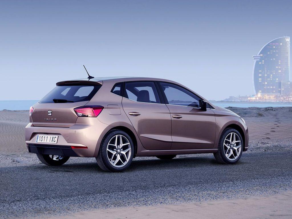 SEAT Novo Ibiza 5 portas