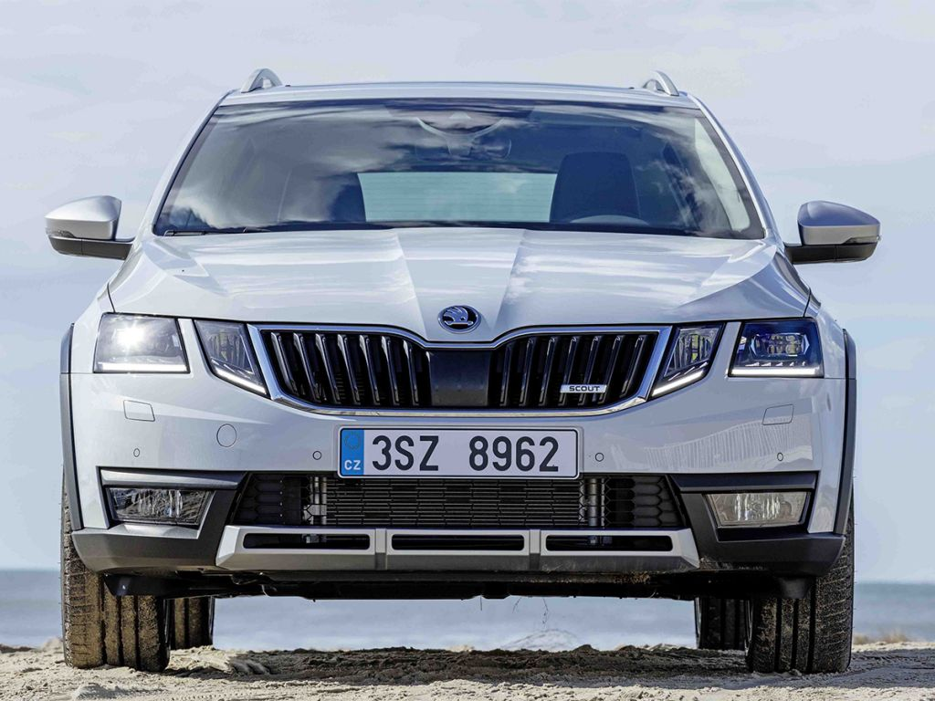 ŠKODA Octavia Break Scout