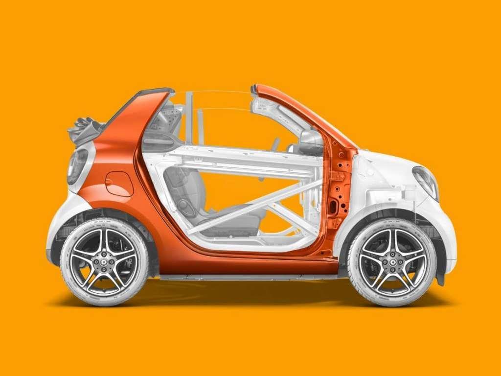 smart Fortwo Cabrio Brabus