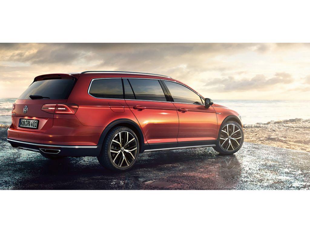 Volkswagen Passat Variant Alltrack