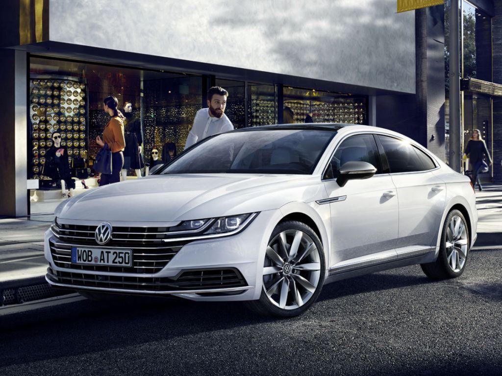 Volkswagen Novo Arteon