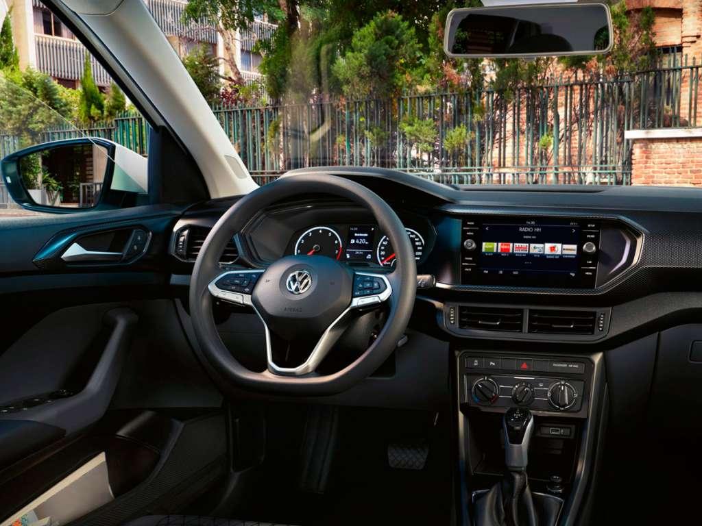 Volkswagen O Novo T-CROSS