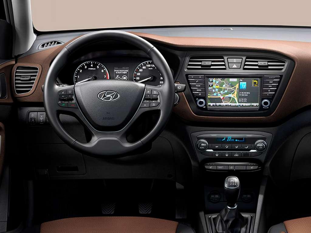 Hyundai i20 Van