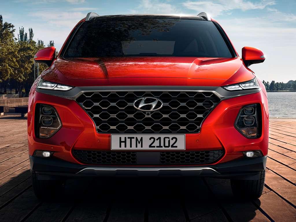 Hyundai Novo Santa Fe