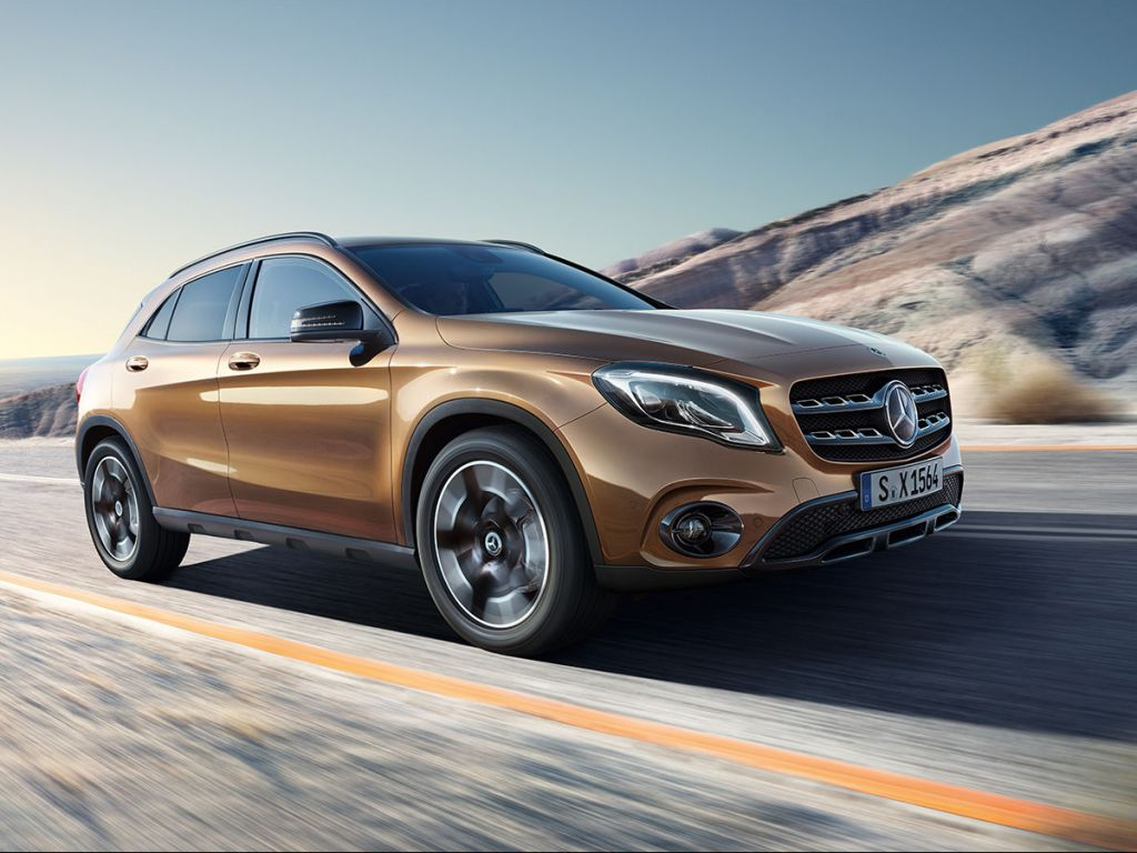 Mercedes-Benz GLA TOURER