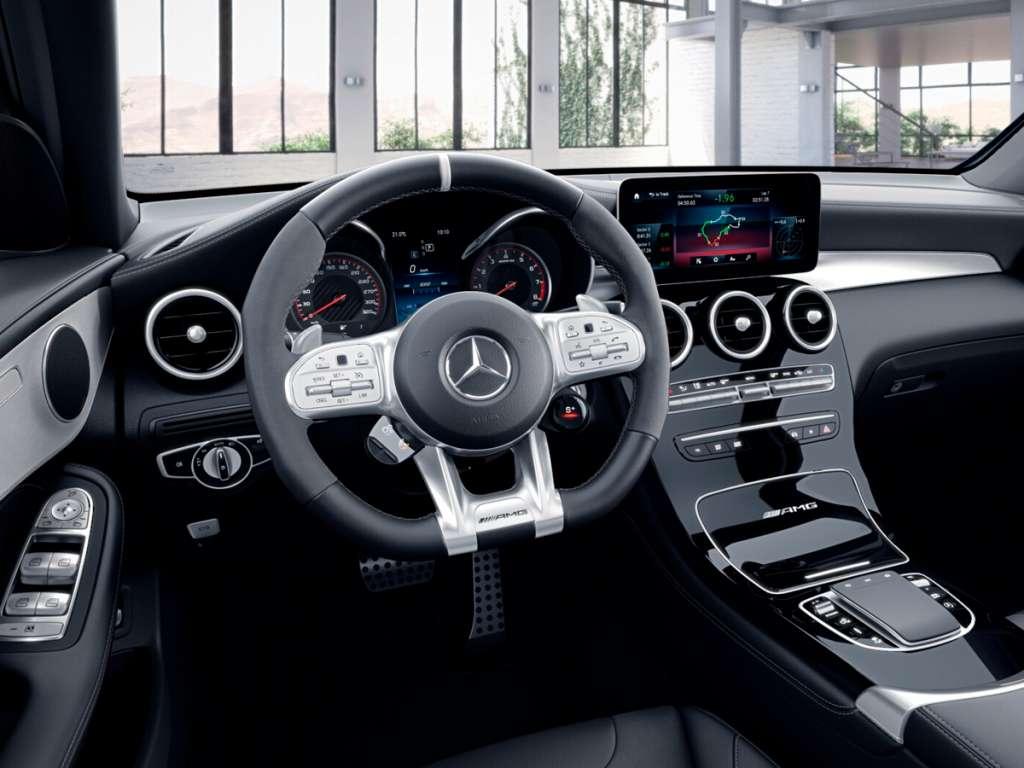 Mercedes-Benz AMG GLC 63 S 4MATIC COUPÉ