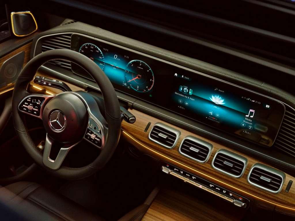 Mercedes-Benz GLE TOURER