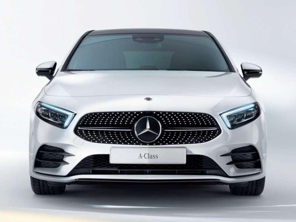 Mercedes-Benz CLASSE A LIMOUSINE COMPACTA