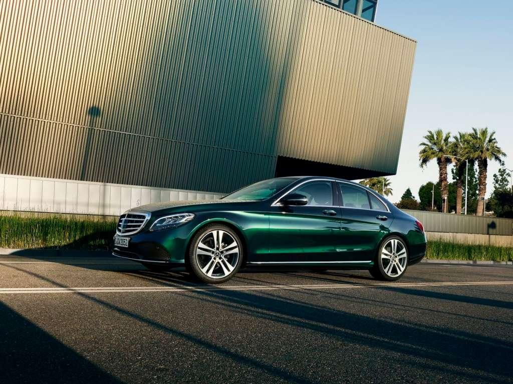 Mercedes-Benz CLASSE C LIMOUSINE
