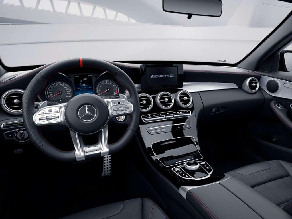 Mercedes-Benz AMG C 43 4MATIC