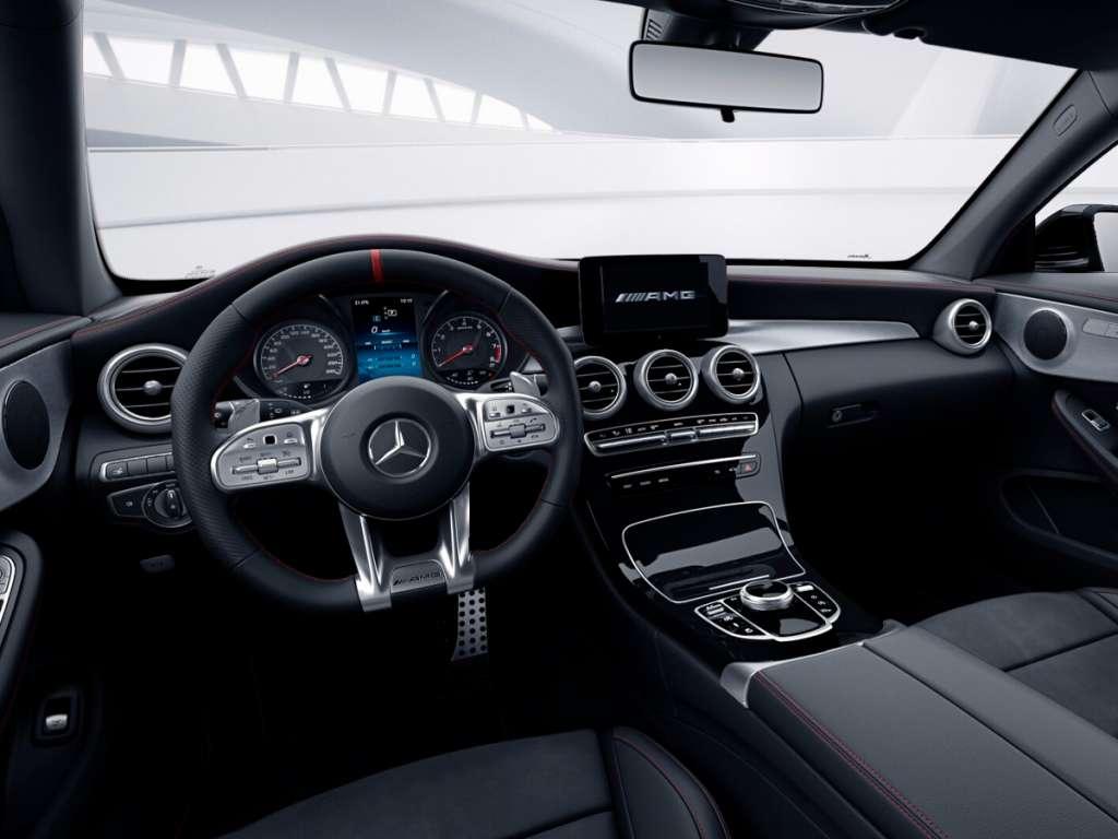 Mercedes-Benz AMG C 43 4MATIC COUPÉ