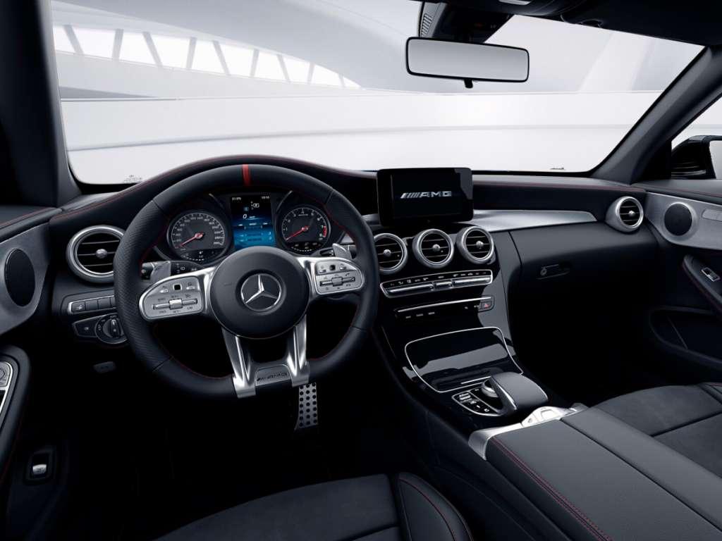 Mercedes-Benz AMG C 43 4MATIC CABRIOLET