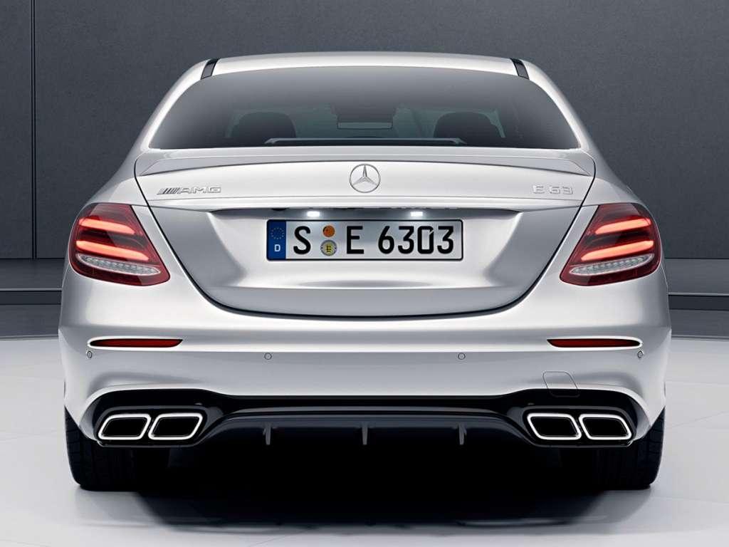 Mercedes-Benz AMG E 63 4MATIC+
