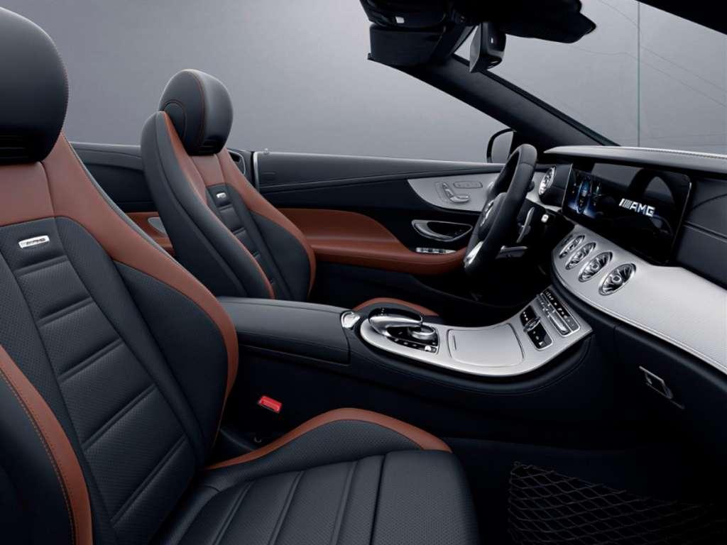Mercedes-Benz AMG E53 CABRIOLET 4MATIC