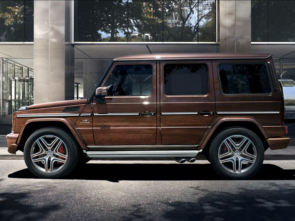 Mercedes-Benz CLASSE G STATION