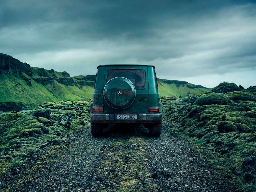 Mercedes-Benz CLASE G  SUV