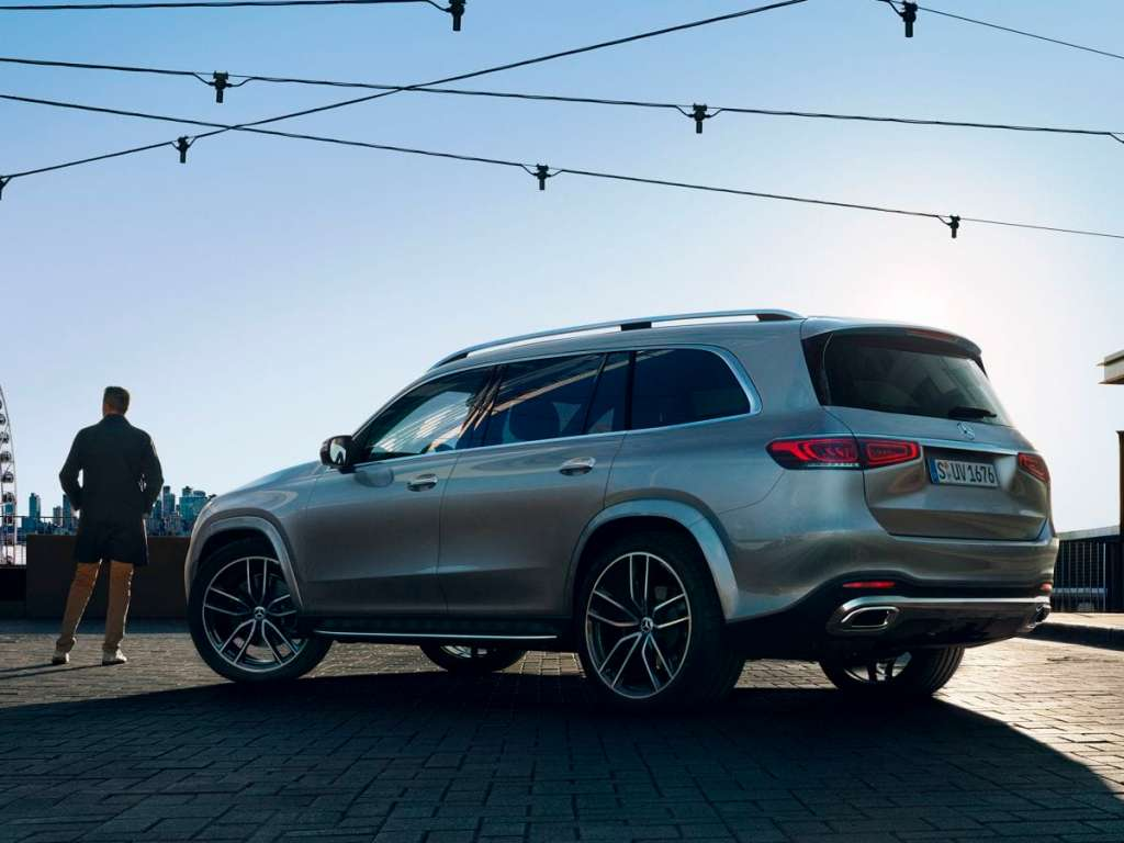 Mercedes-Benz GLS TOURER