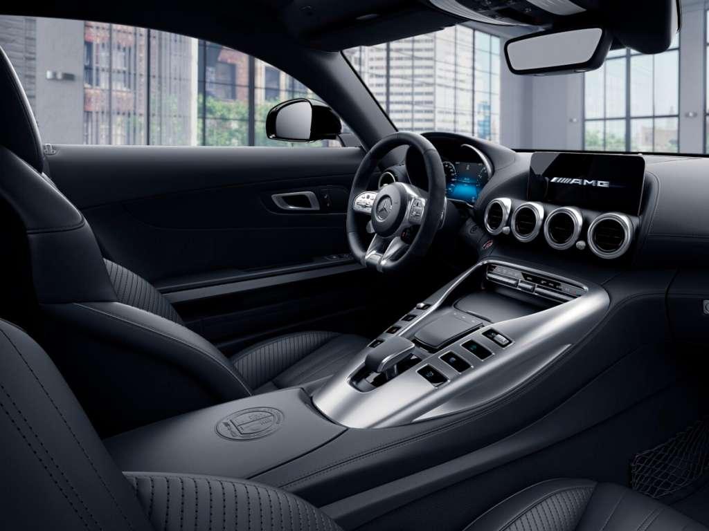 Mercedes-Benz AMG GT C COUPÉ