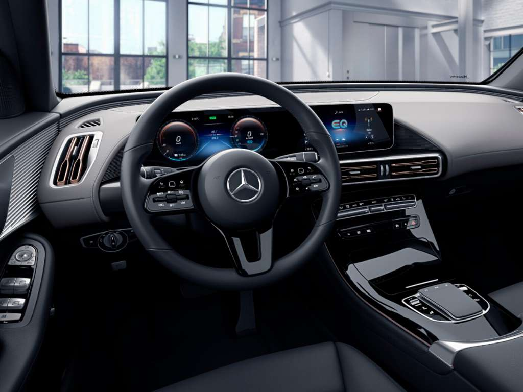 Mercedes-Benz EQC TOURER