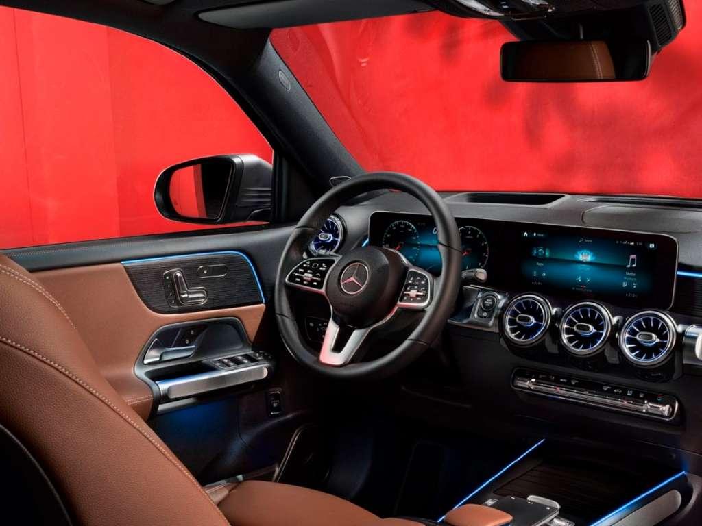 Mercedes-Benz GLB TOURER