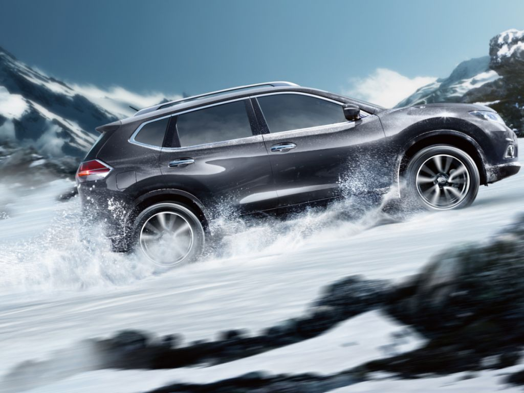 Nissan Novo X-Trail