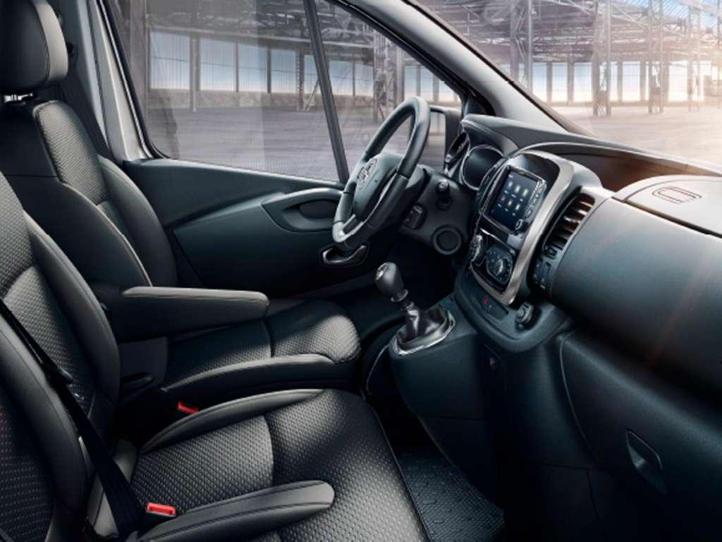 Opel Vivaro Cabine Dupla