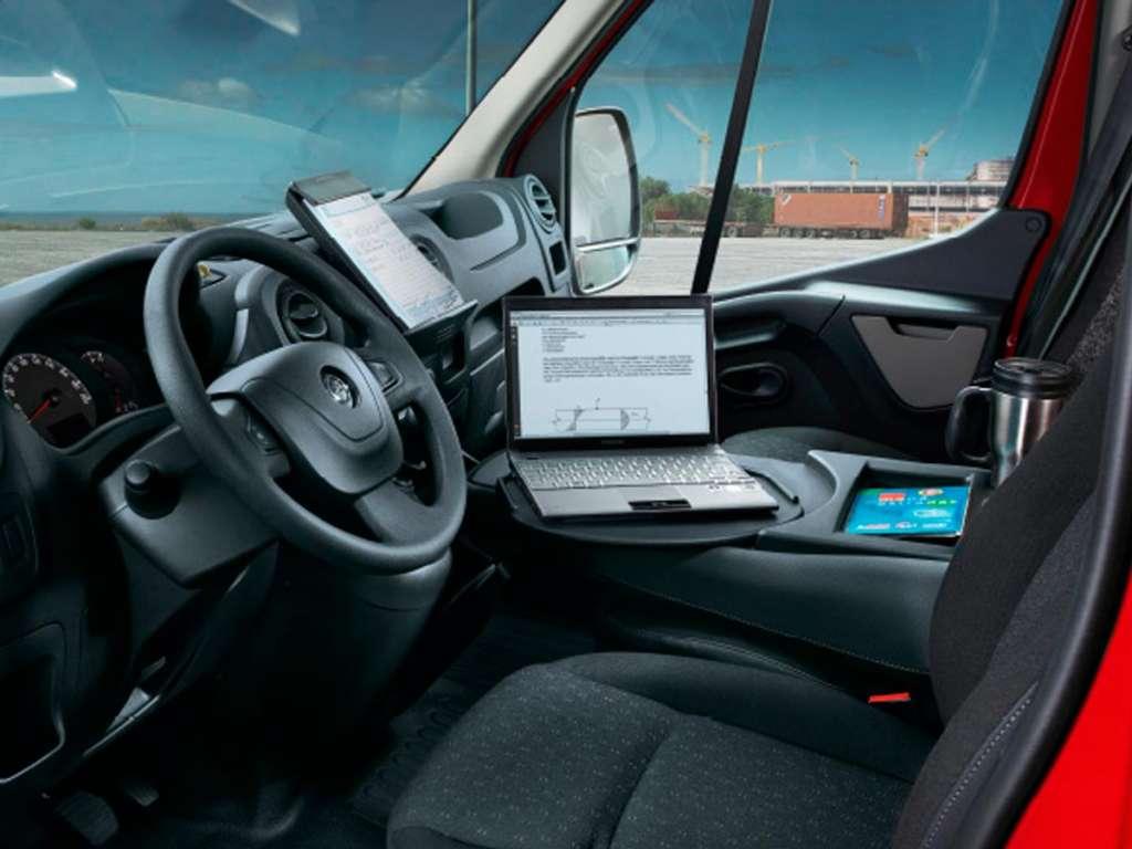 Opel Movano Van Cabine Dupla