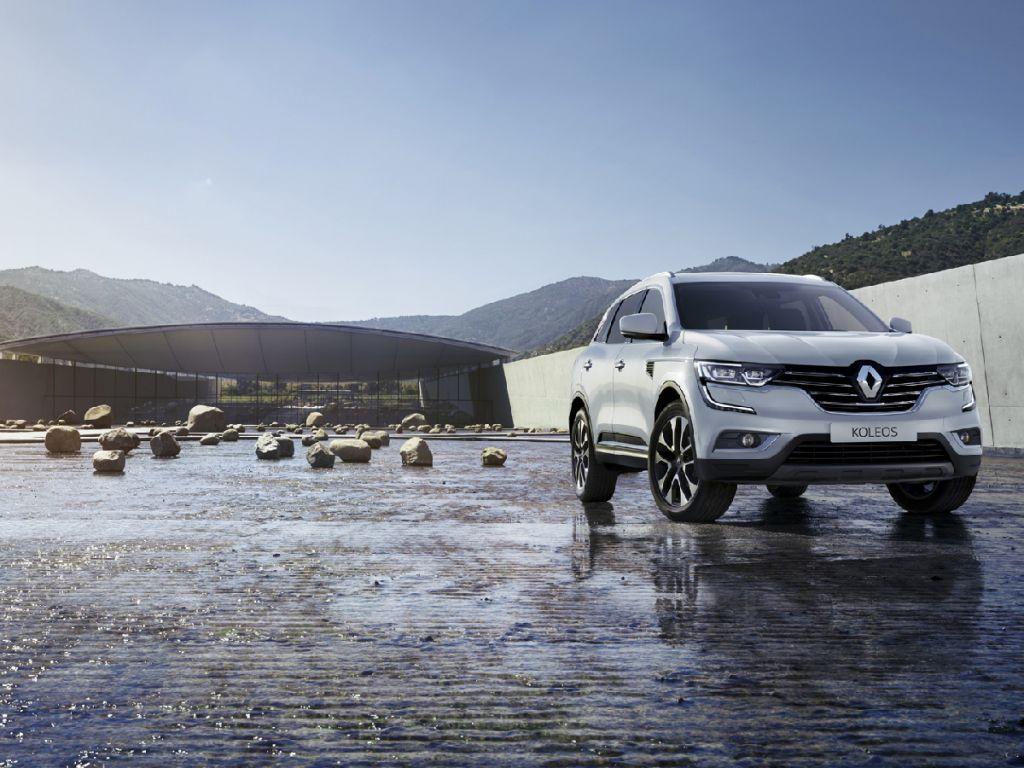 Renault NOVO KOLEOS